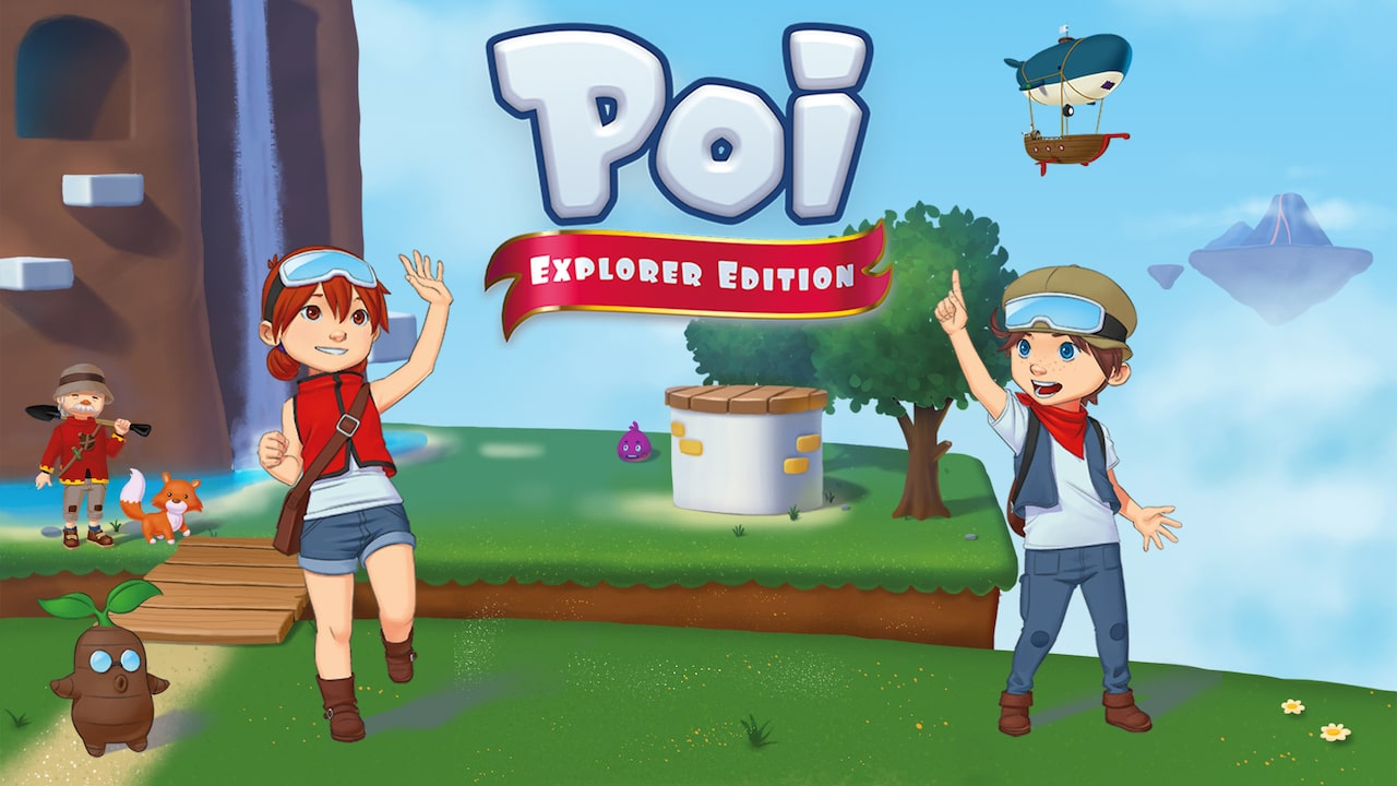 Poi: Explorer Edition Review Header