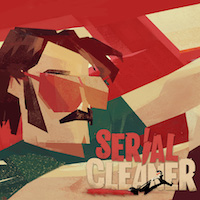 Serial Cleaner Switch Icon