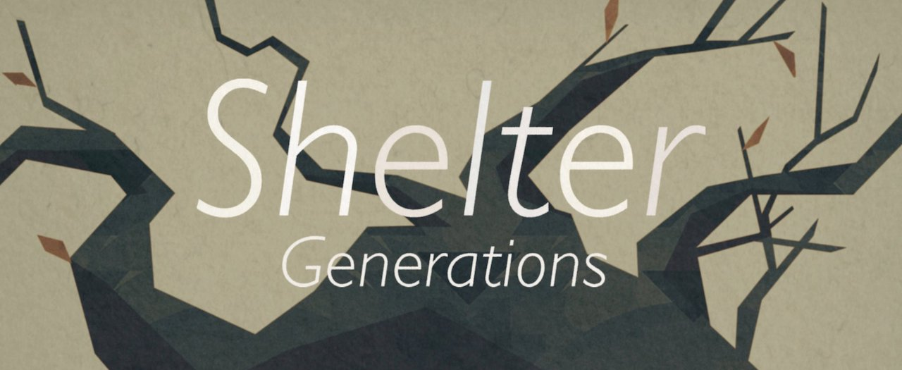 Shelter Generations Logo