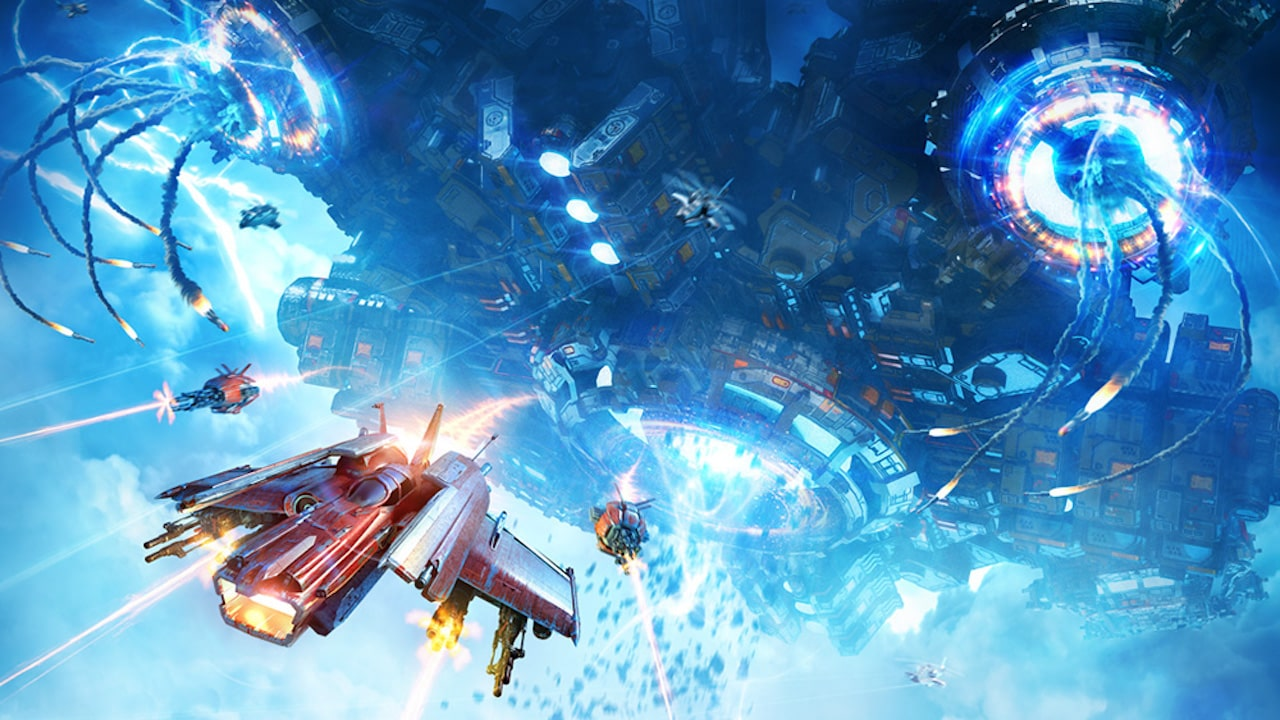 Sky Force Reloaded Review Header