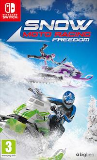 Snow Moto Racing Freedom Switch Box Art