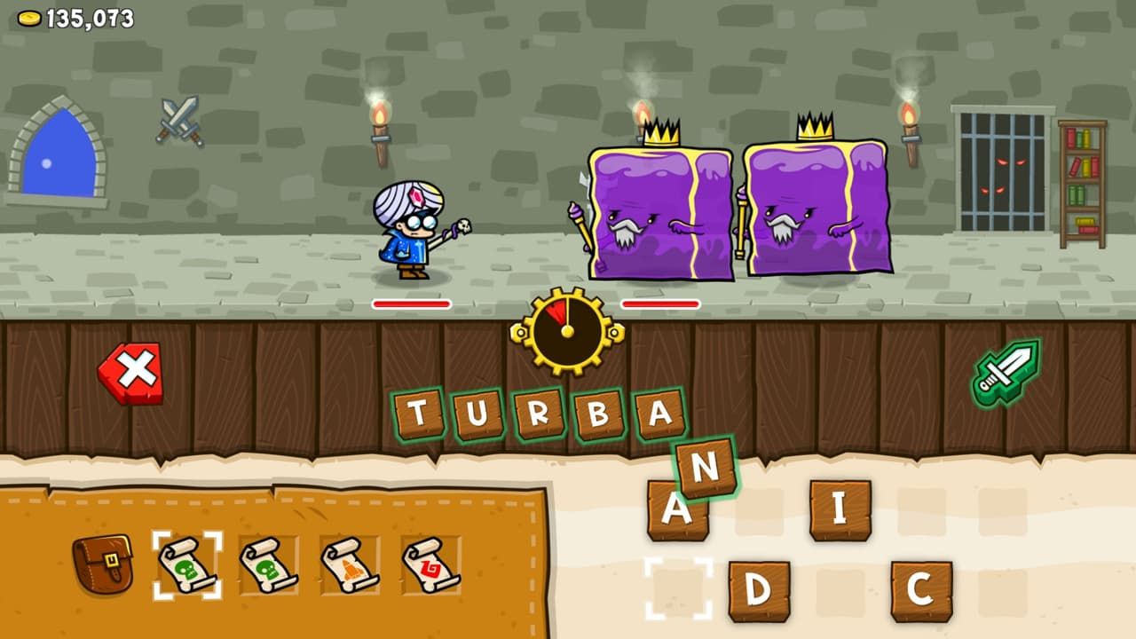 Spellspire Review Screenshot 2