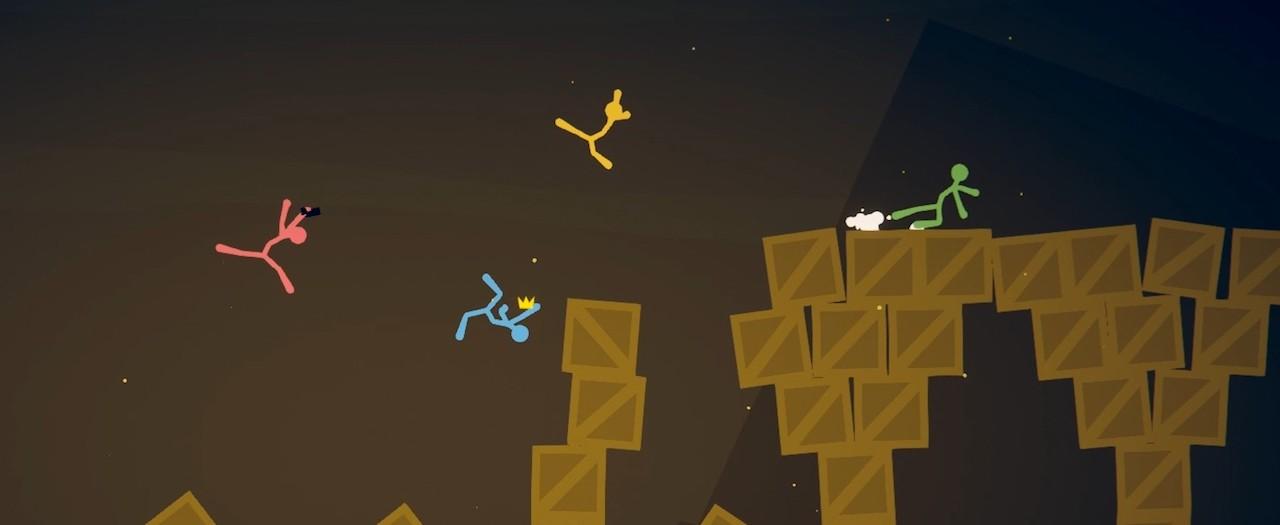 Stick Fight: The Game Screenshot