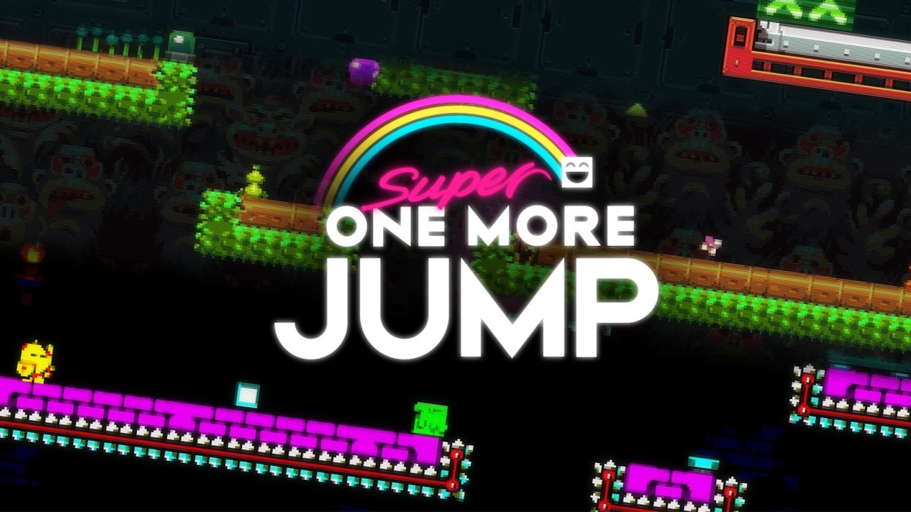 Super One More Jump Review Header