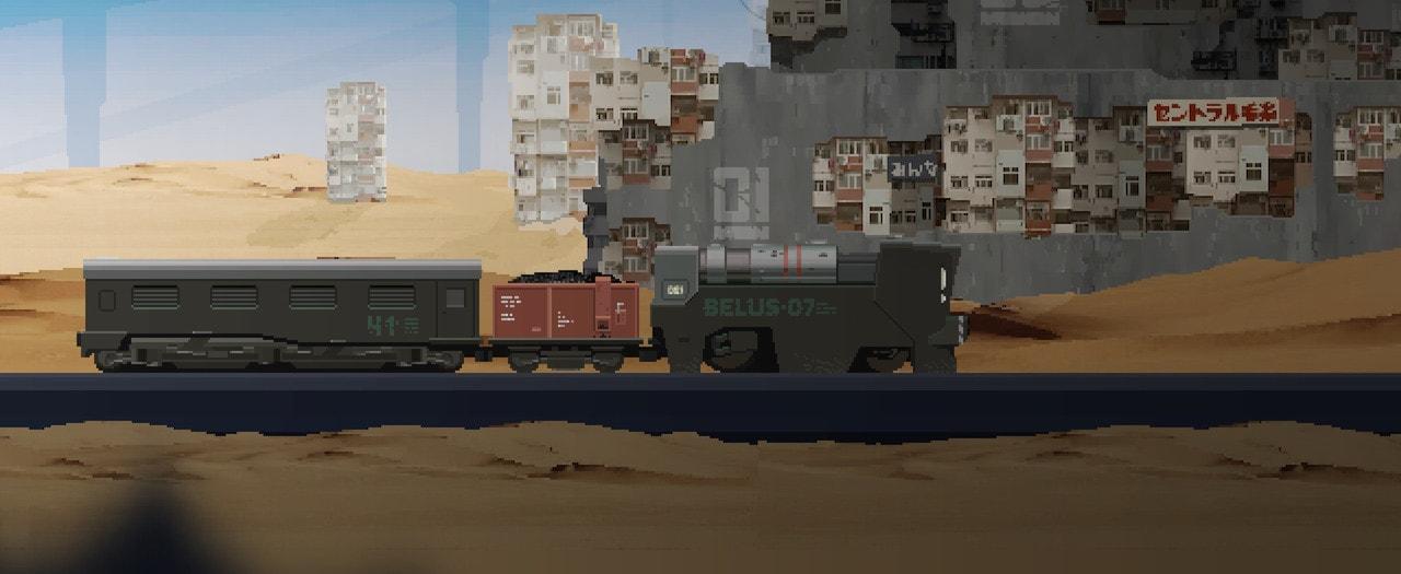 The Final Train Screenshot