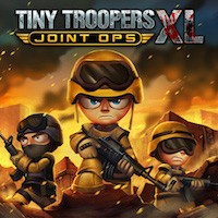 Tiny Troopers Joint Ops XL Switch Icon