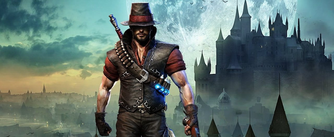 Victor Vran: Overkill Edition Artwork