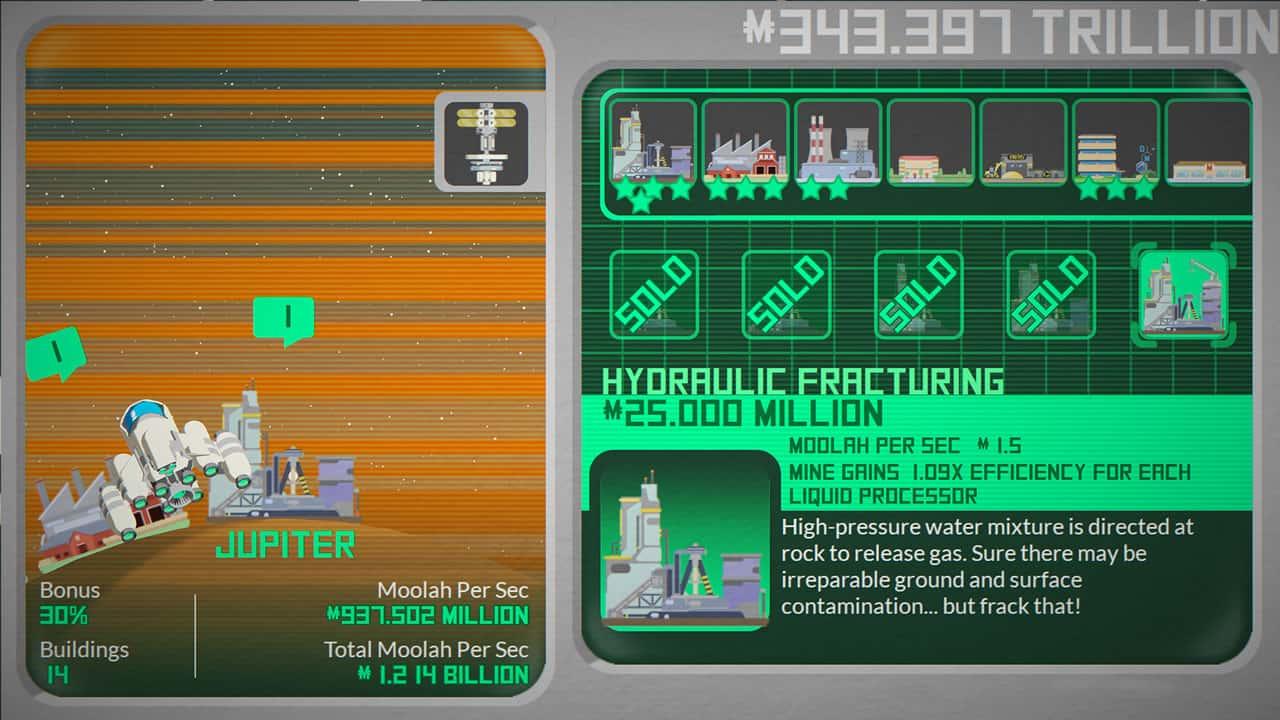 Vostok Inc. Review Screenshot 2