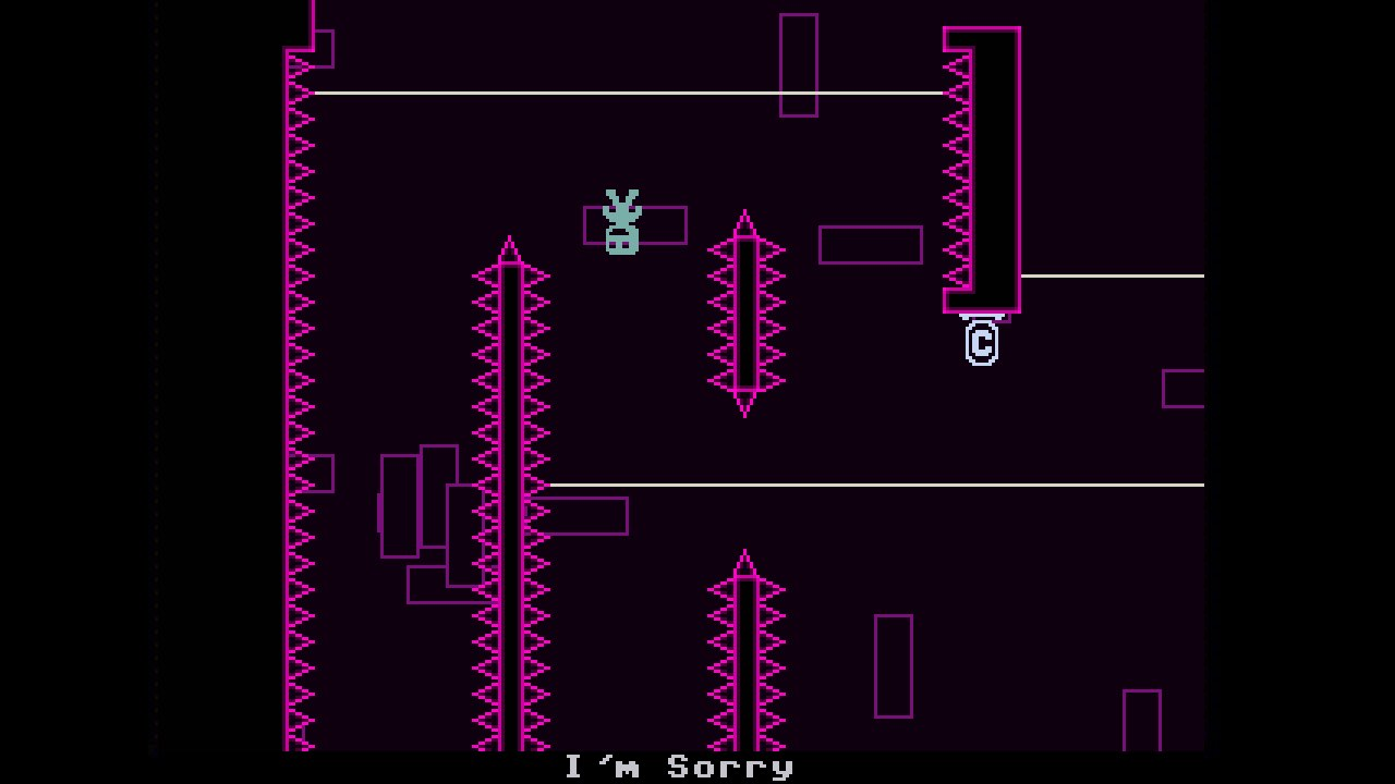 VVVVVV Review Screenshot 1
