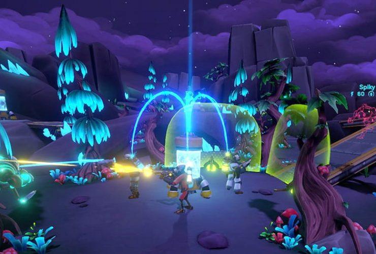 Aftercharge Screenshot