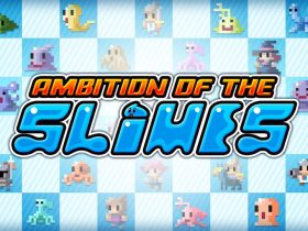 Ambition Of The Slimes Review Header