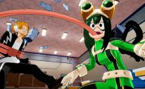 Asui Tsuyu My Hero Academia: One's Justice Screenshot