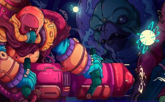 ATOMIK: RunGunJumpGun Review Header