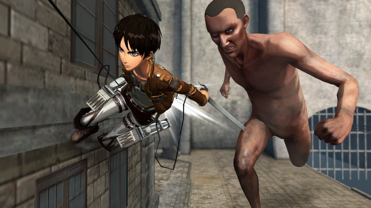 Attack on Titan 2 Review Screenshot 1