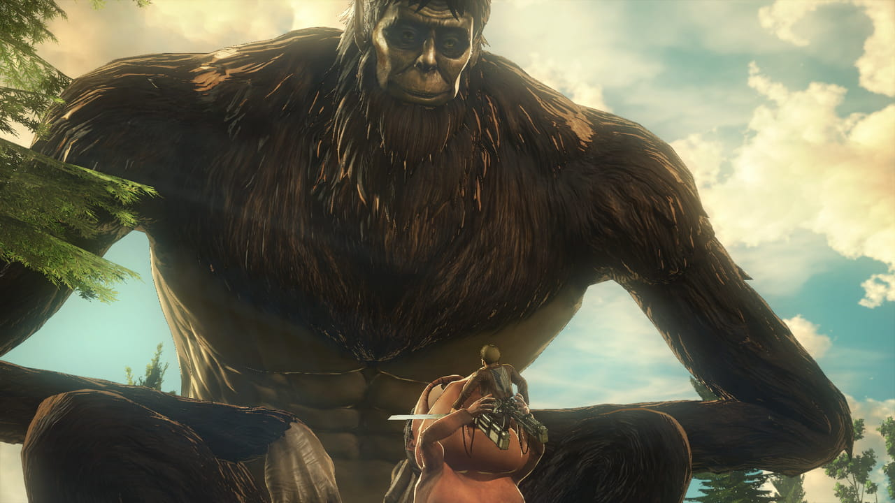 Attack on Titan 2 Review Screenshot 3