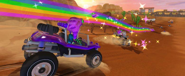 Beach Buggy Racing 2 Screenshot