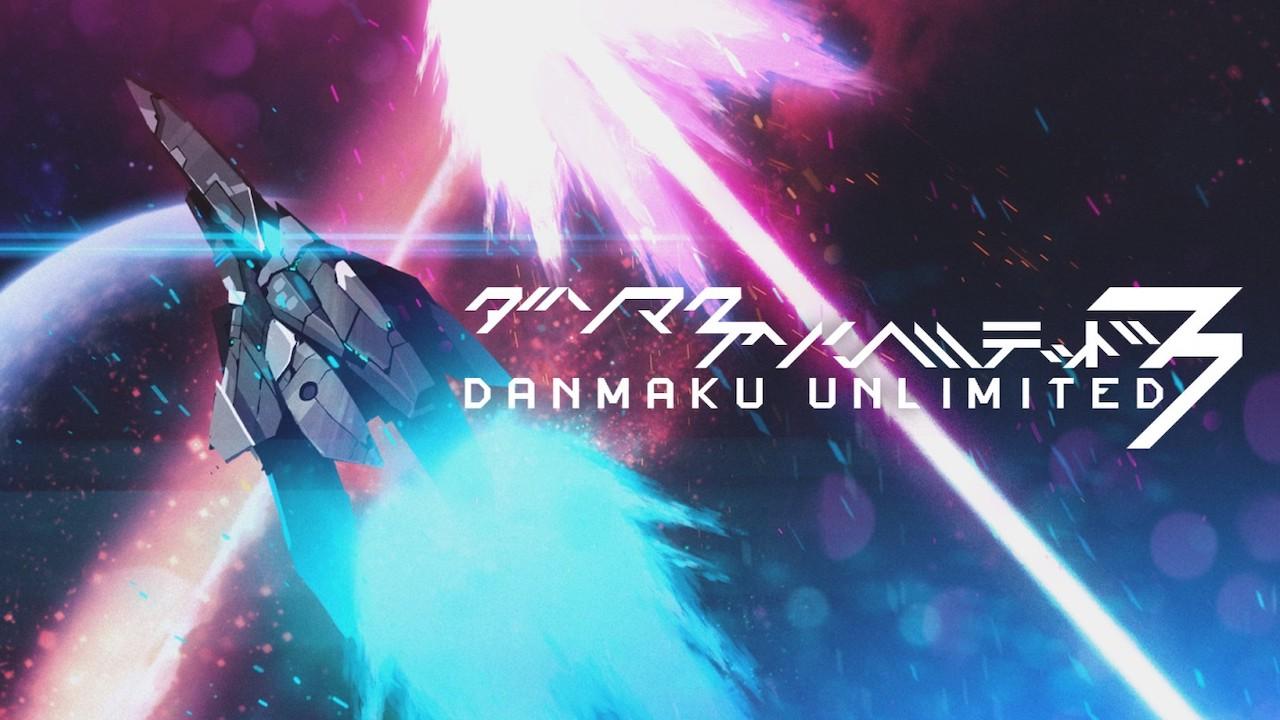 Danmaku Unlimited 3 Review Header