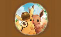Detective Pikachu: Episode Zero - Eevee's Case Art