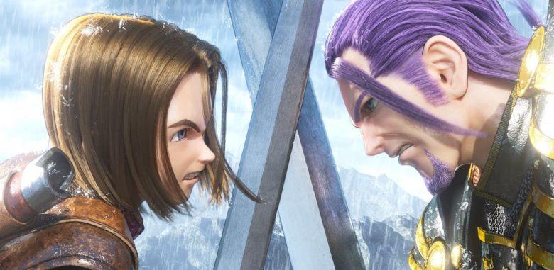 Dragon Quest 11 Screenshot