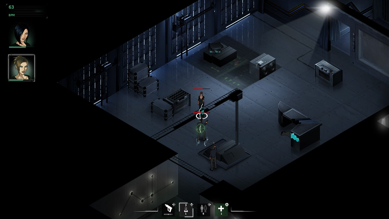 Fear Effect Sedna Review Screenshot 3