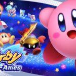 Kirby Star Allies Main Header