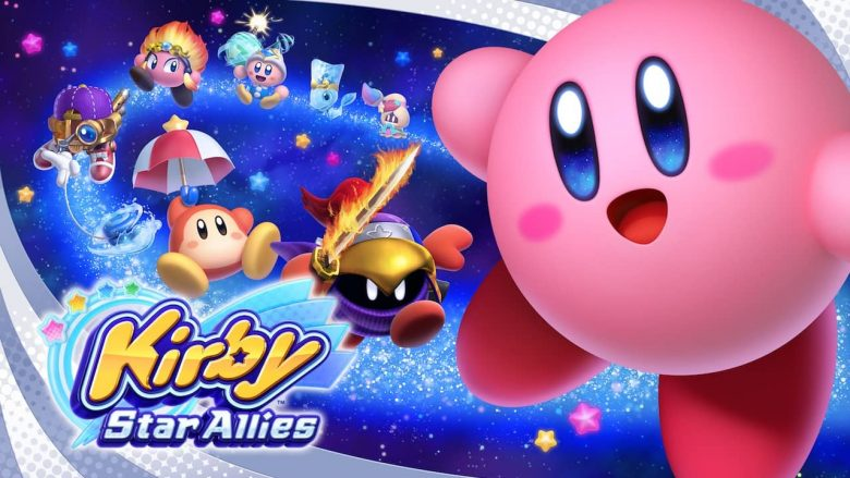 Kirby Star Allies Main Header