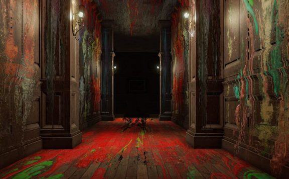 Layers of Fear: Legacy Main Header