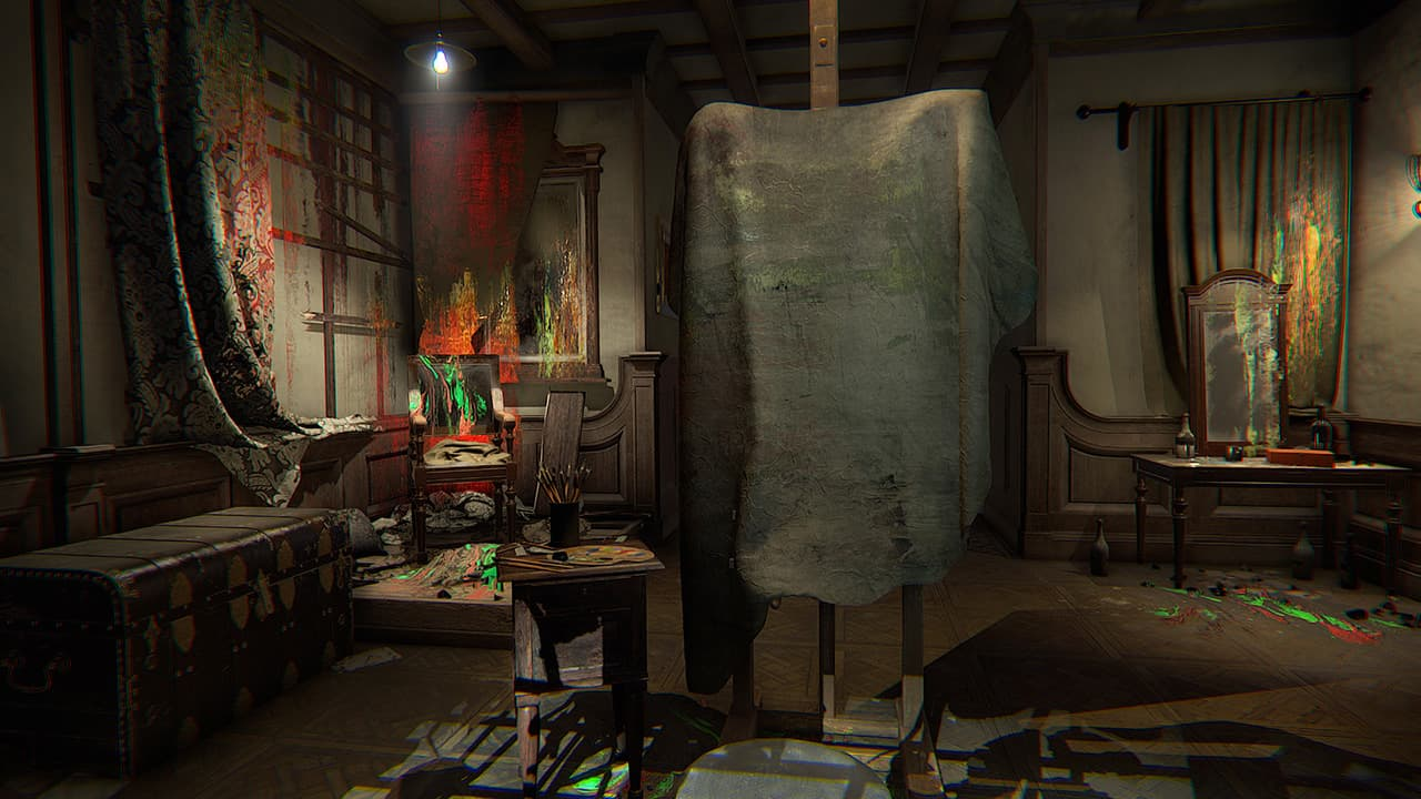 Layers of Fear: Legacy Review Screenshot 1