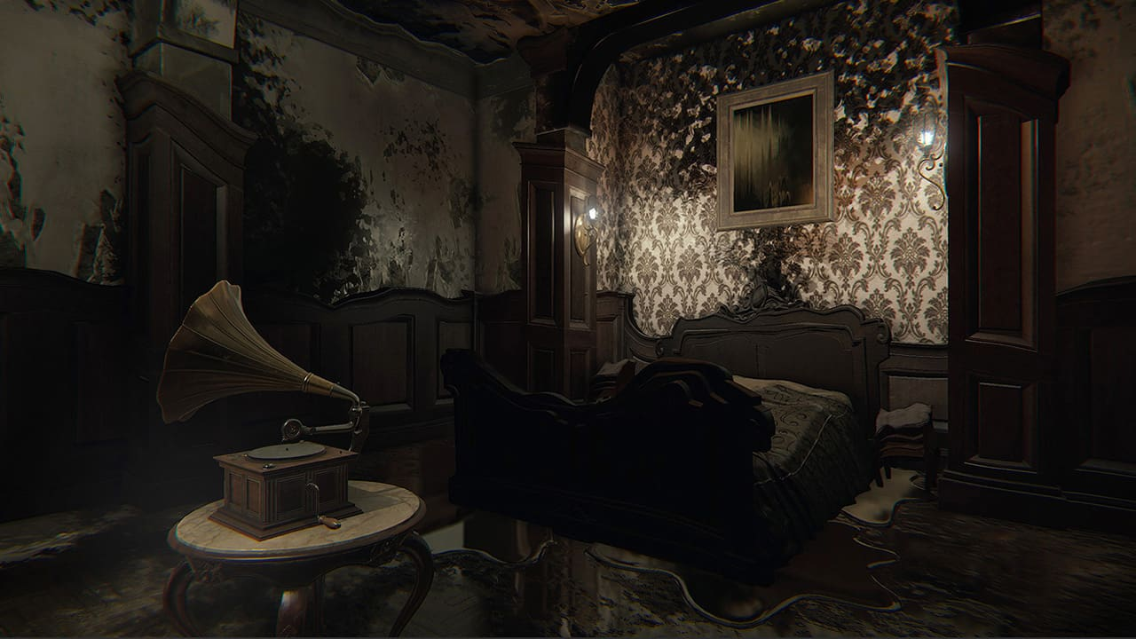 Layers of Fear: Legacy Review Screenshot 2