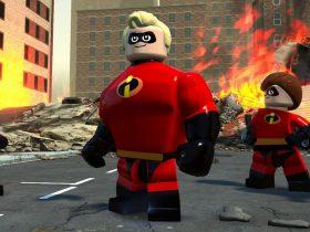 LEGO The Incredibles Screenshot