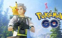 Mew Professor Willow Pokemon GO Image