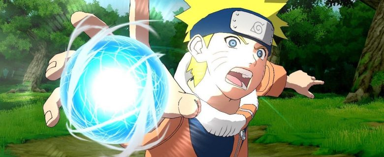 Naruto Shippuden Ultimate Ninja Storm Trilogy Screenshot