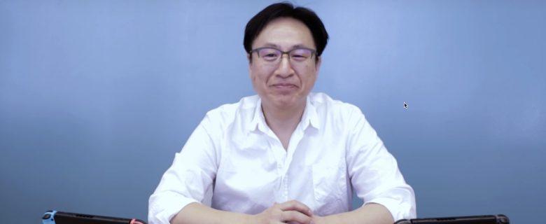 Nintendo Shinya Takahashi Photo
