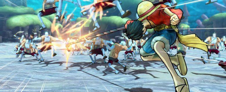 One Piece Pirate Warriors 3 Deluxe Edition Screenshot