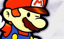 Paper Mario 64 Artwork