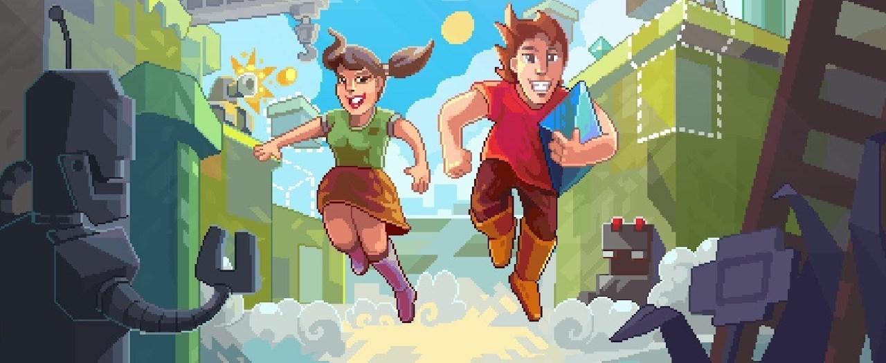 PlataGO! Super Platform Game Maker Artwork