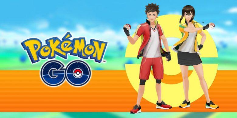Pokémon GO Gym Leader Outfit Image