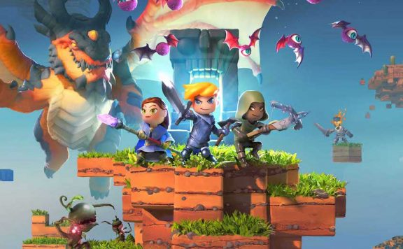 Portal Knights Review Header