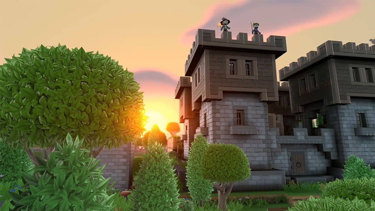Portal Knights Review Screenshot 2