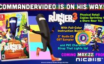 Runner3 Physical Release Artwork