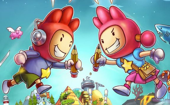 Scribblenauts Showdown Review Header