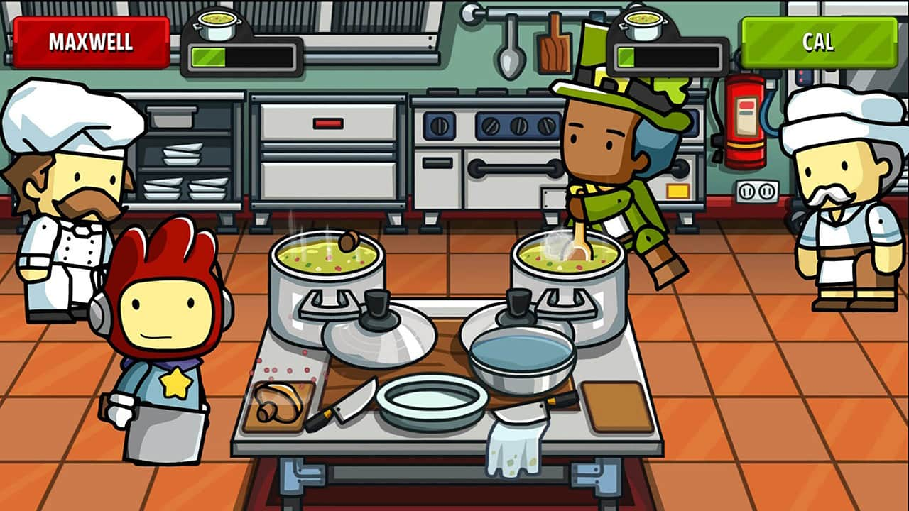 Scribblenauts Showdown Review Screenshot 1