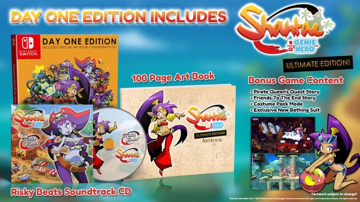 Shantae Half-Genie Hero Ultimate Edition Image