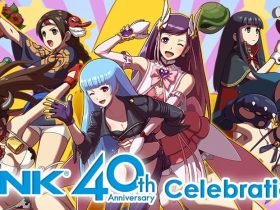 SNK 40th Anniversary Panel Image