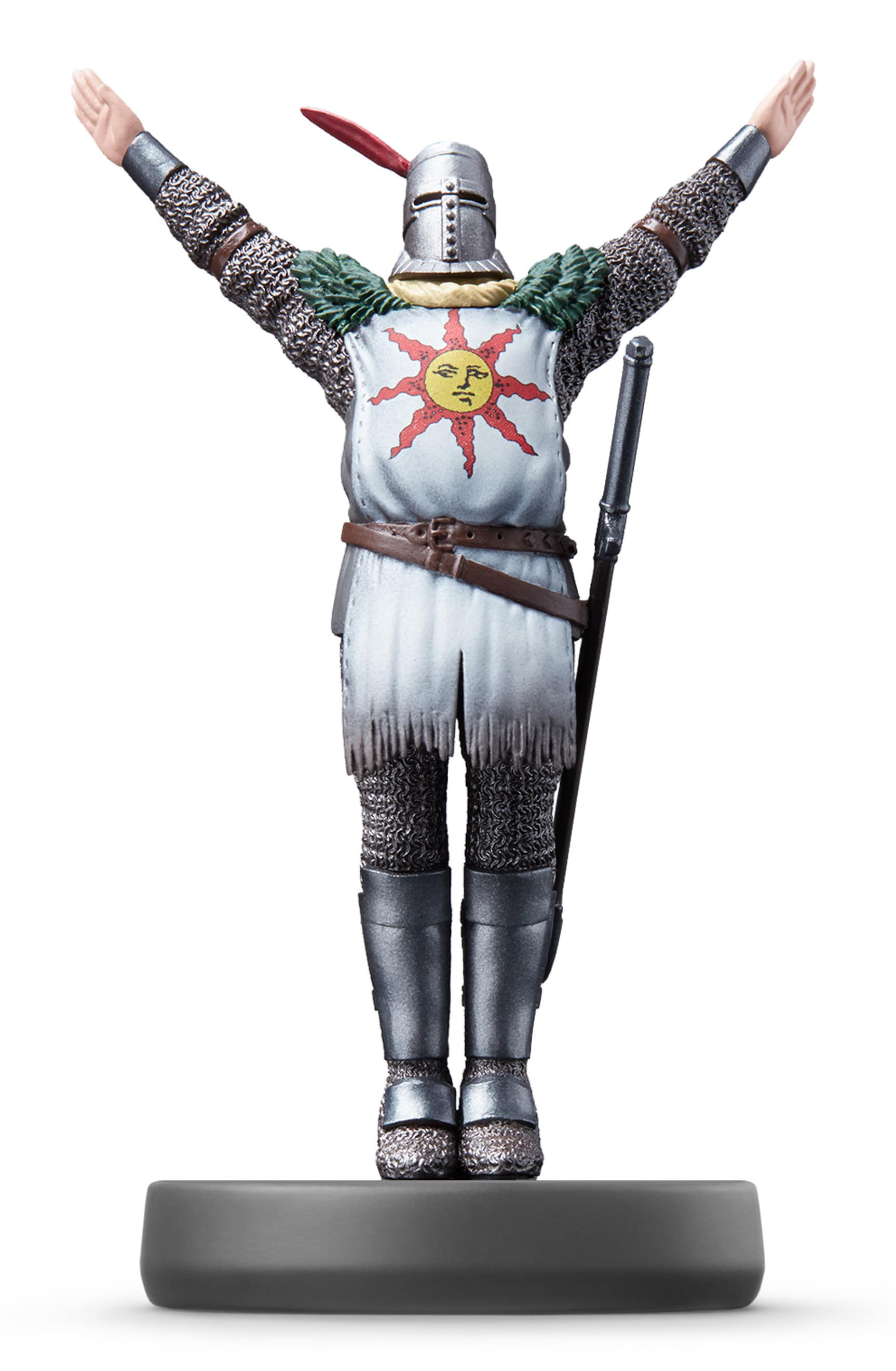 Solaire of Astora amiibo Photo 1
