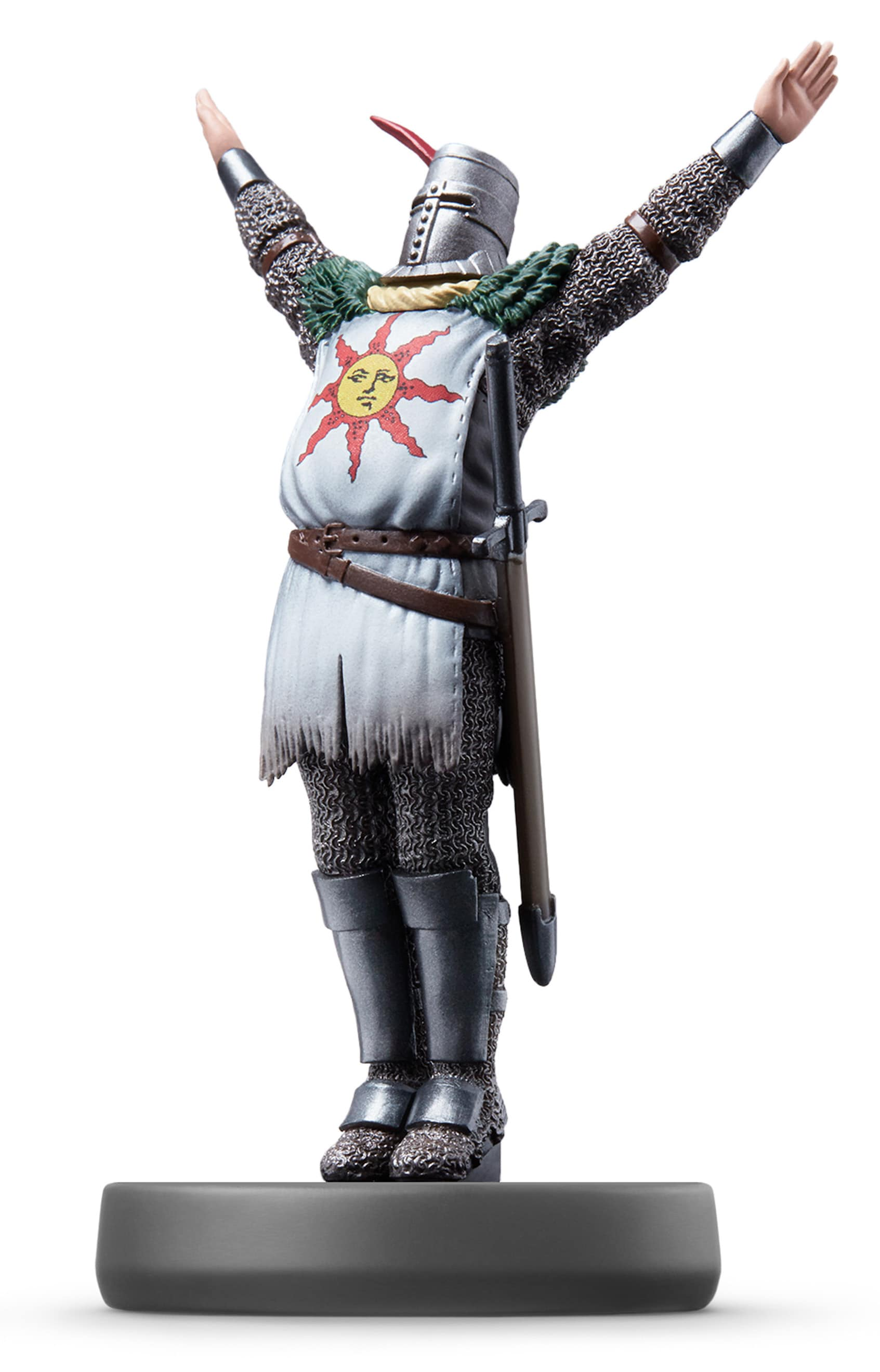 Solaire of Astora amiibo Photo 2