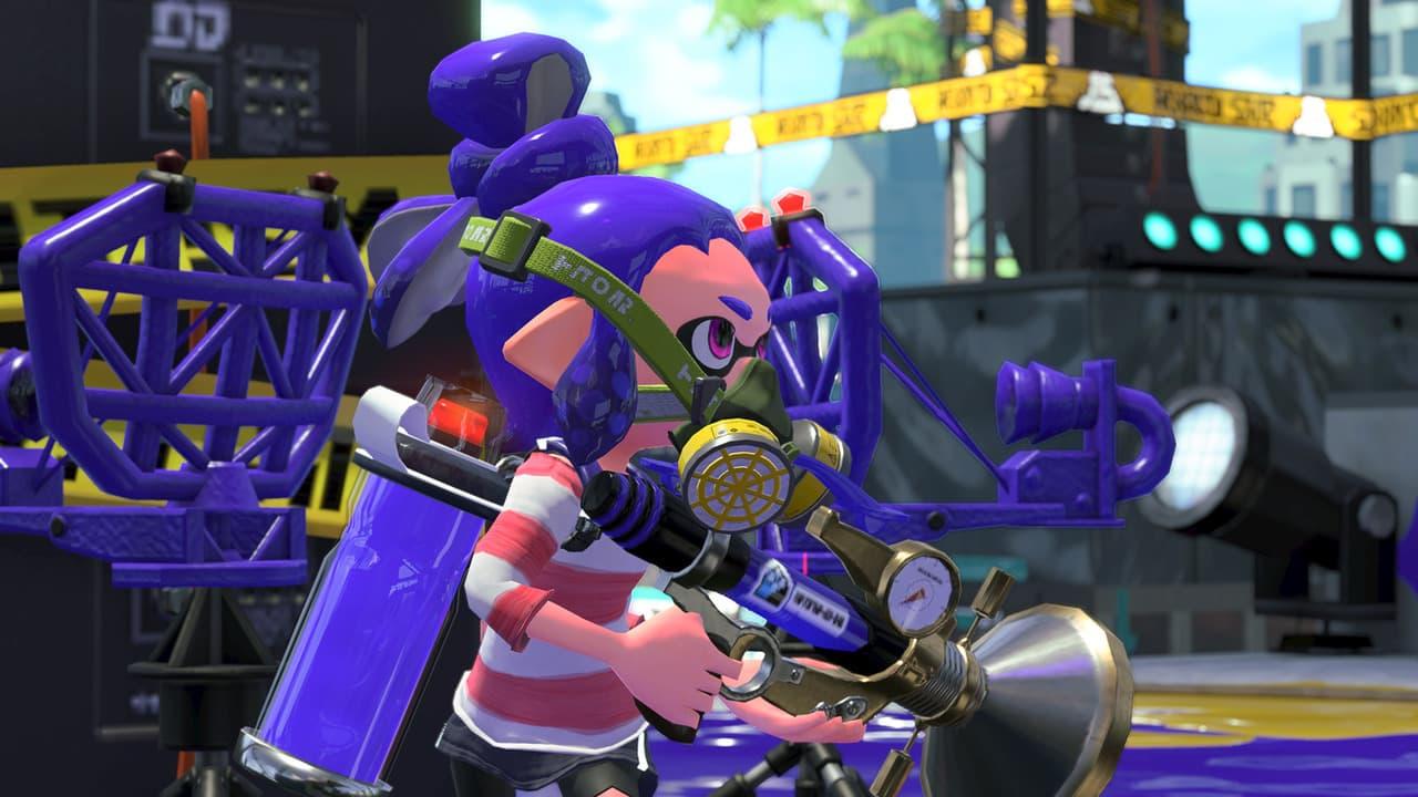 Splatoon 2 Neo Sploosh-o-matic Screenshot 1