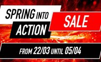 Spring Into Action Nintendo eShop Sale