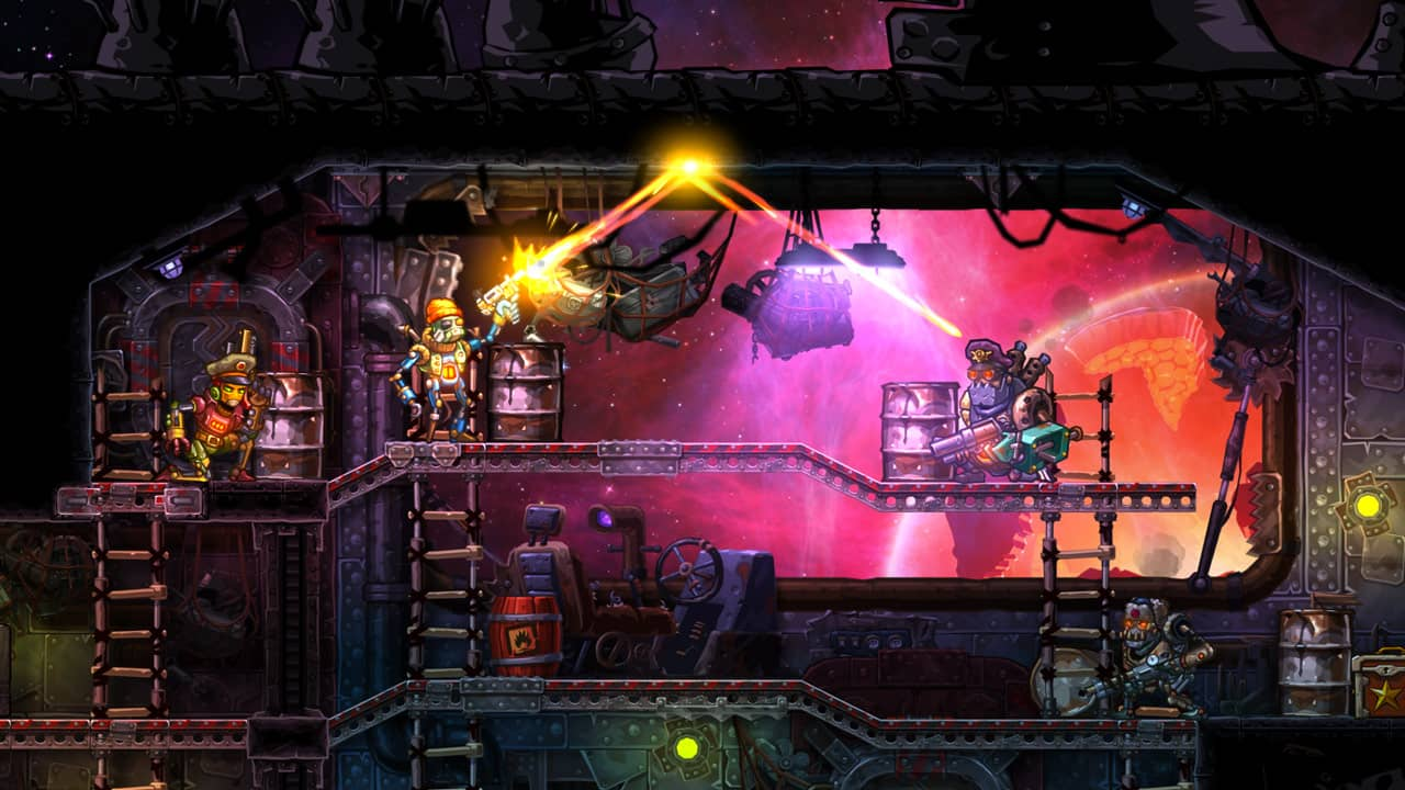 SteamWorld Heist: Ultimate Edition Review Screenshot 1