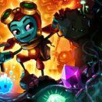 SteamWorld Dig 2 Review Header
